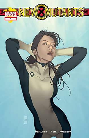 New Mutants (2003-2004) #5