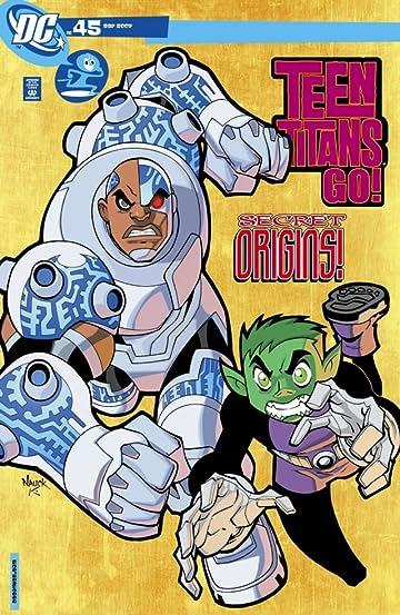 Teen Titans Go! (2004-2008) #45