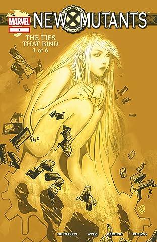 New Mutants (2003-2004) #7