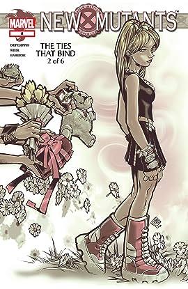 New Mutants (2003-2004) #8
