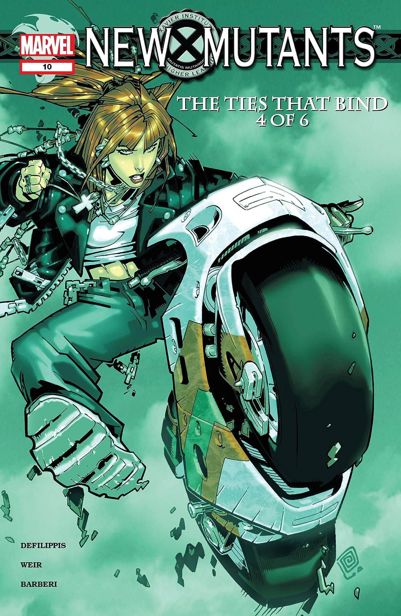 New Mutants (2003-2004) #10