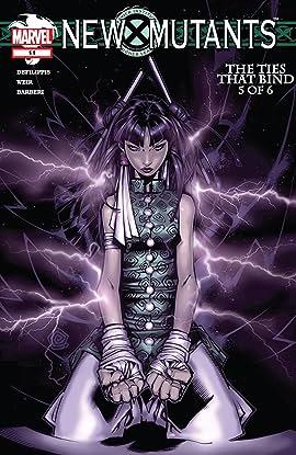 New Mutants (2003-2004) #11