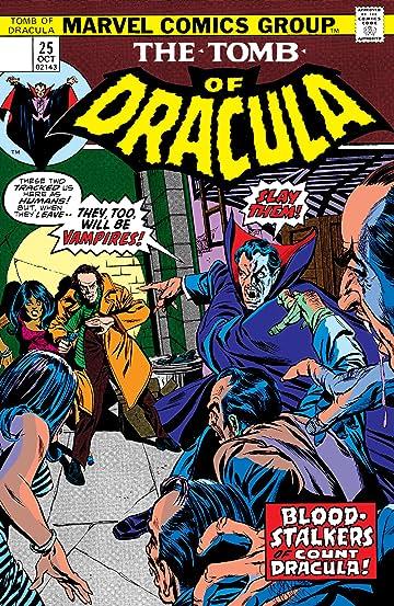 Tomb of Dracula (1972-1979) #25