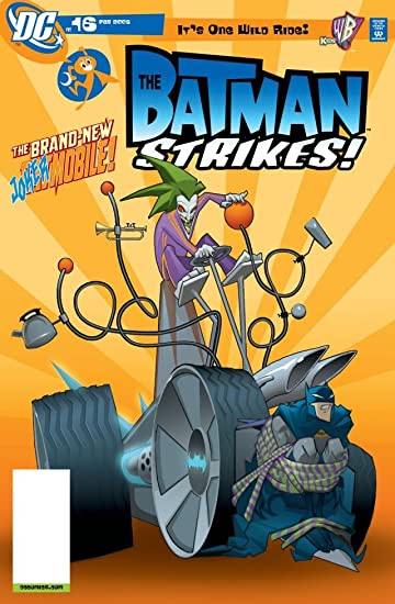 The Batman Strikes! #16