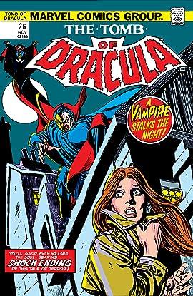 Tomb of Dracula (1972-1979) No.26