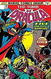 Tomb of Dracula (1972-1979) #28