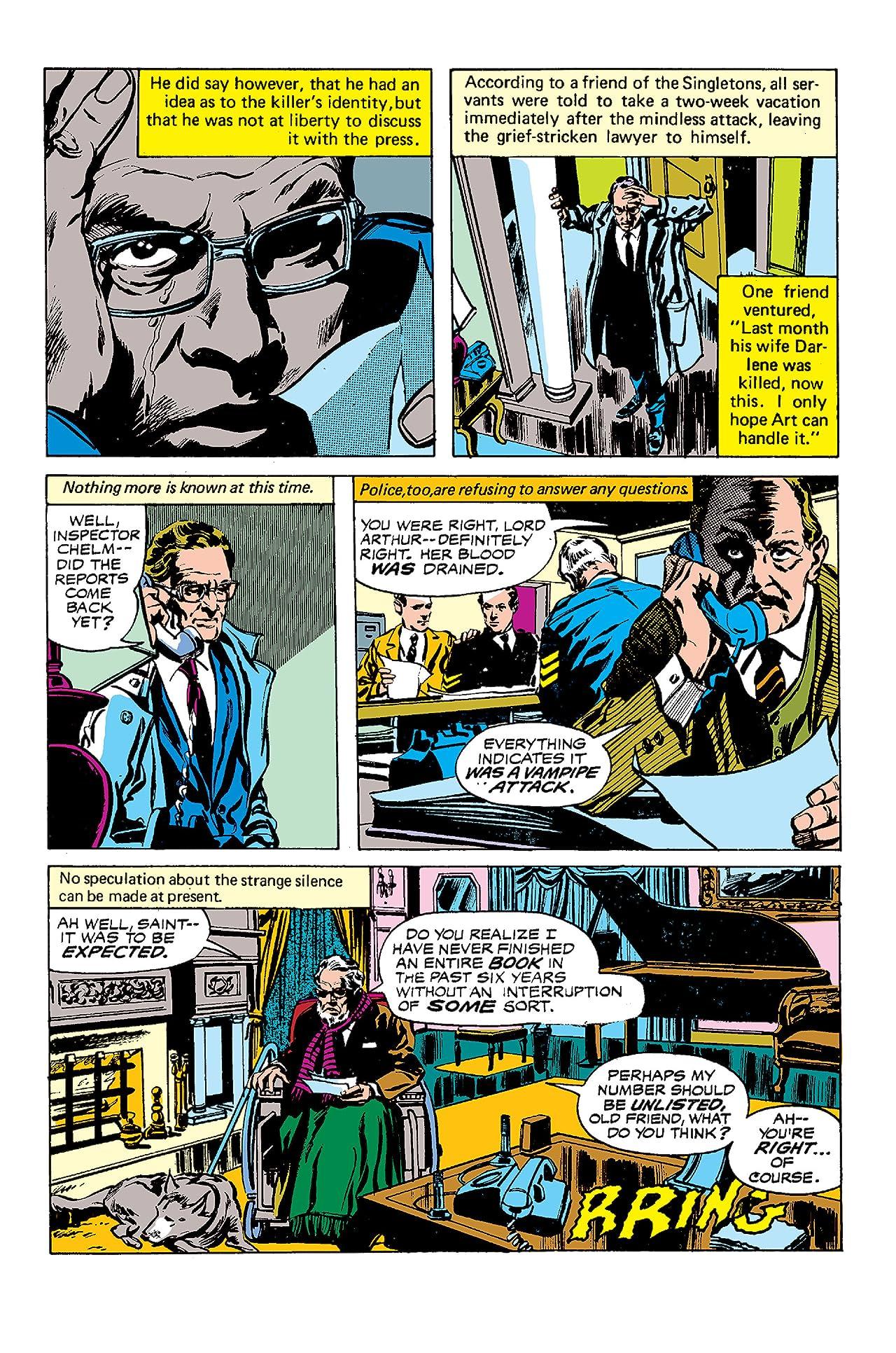 Tomb of Dracula (1972-1979) #31