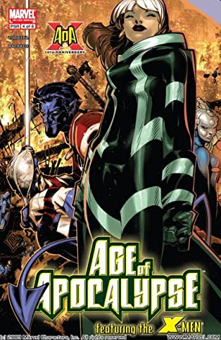 X-Men: Age of Apocalypse #4