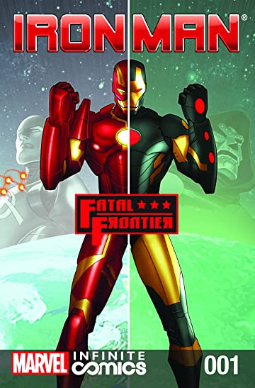 Iron Man: Fatal Frontier Infinite Comic #1