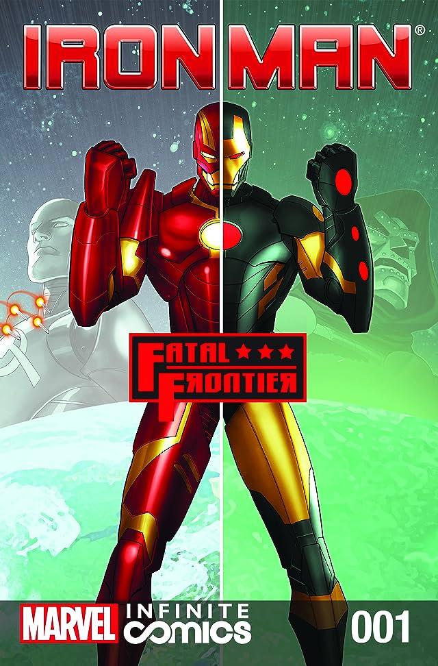 Iron Man: Fatal Frontier Infinite Comic #1