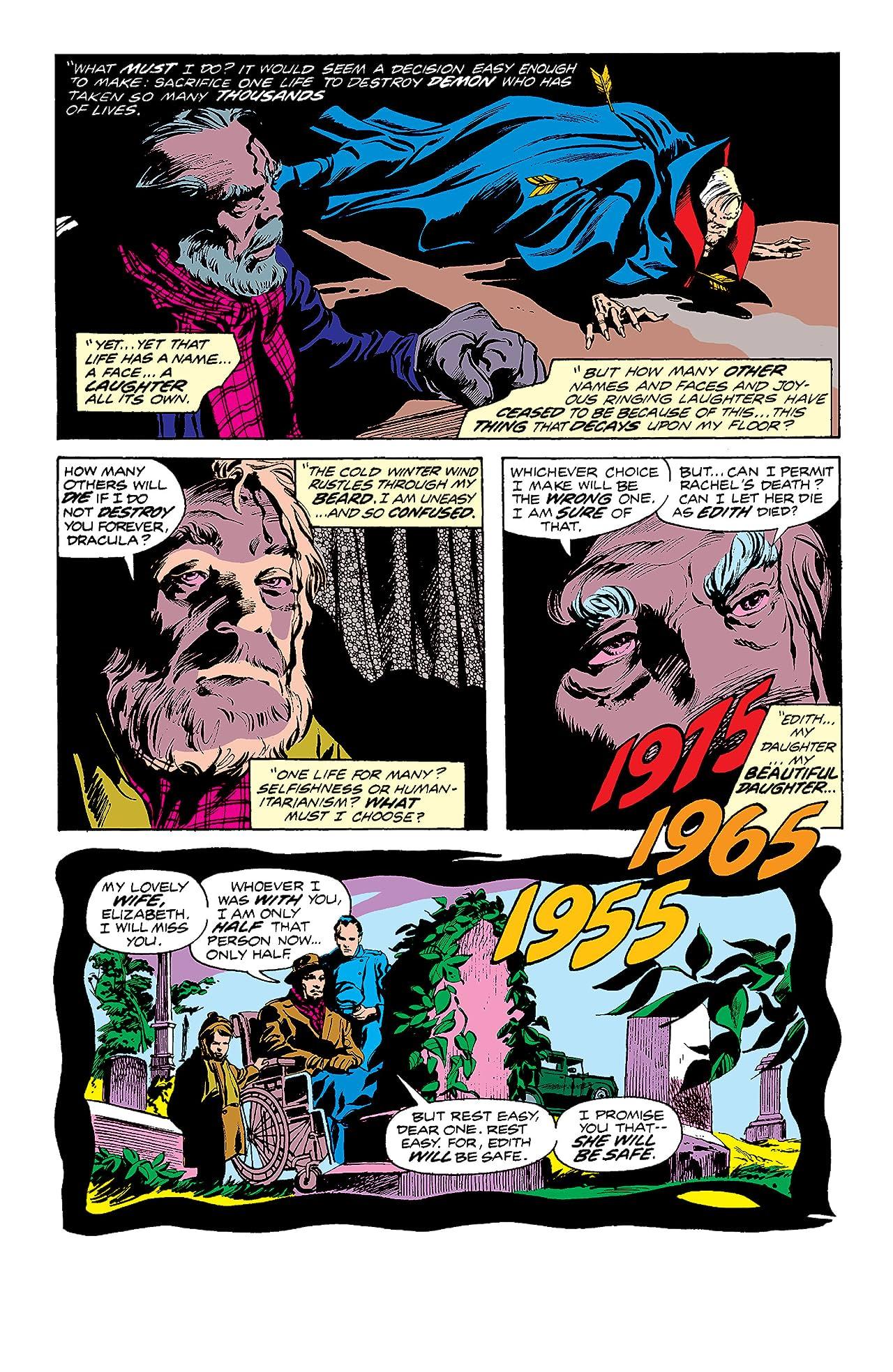 Tomb of Dracula (1972-1979) #33