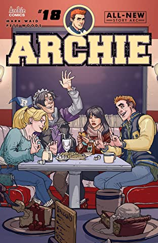 Archie (2015-) No.18