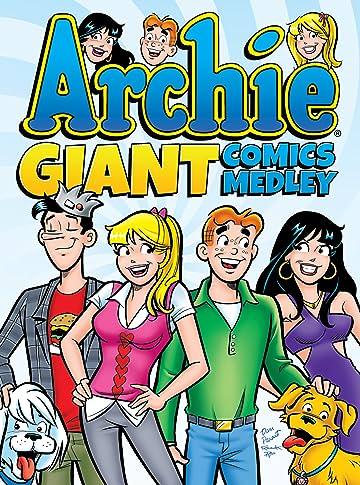 Archie Giant Comics Medley