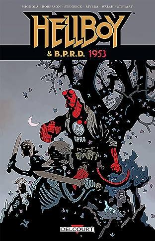 Hellboy & BPRD Tome 2: 1953