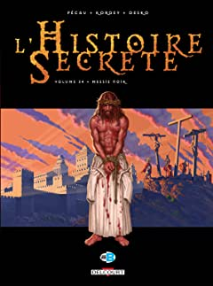 L'Histoire secrète Vol. 34: Messie noir