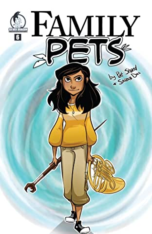 Family Pets #6