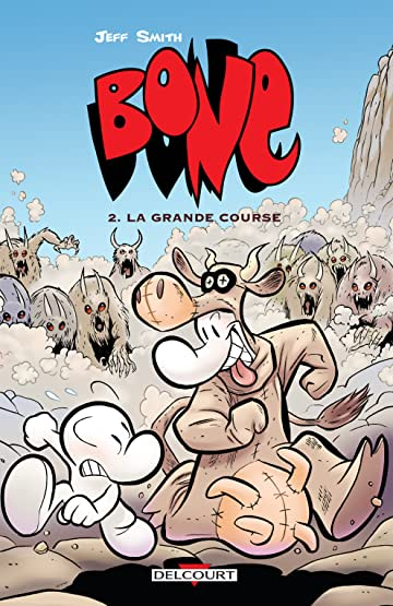 Bone Vol. 2: La Grande Course