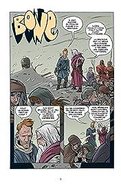 Bone Vol. 8: Les Chasseurs de trésor