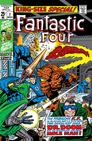 Fantastic Four (1961-1998) Annual #7