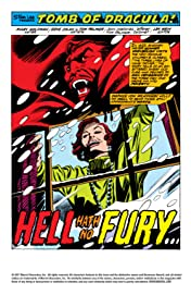 Tomb of Dracula (1972-1979) #35