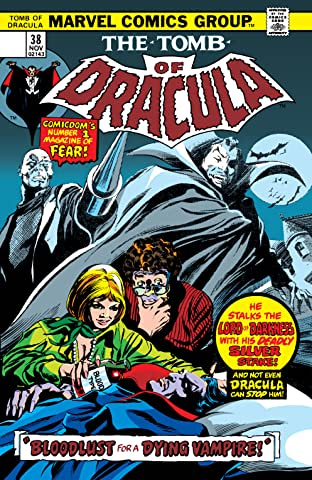 Tomb of Dracula (1972-1979) #38