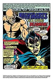 Tomb of Dracula (1972-1979) #40