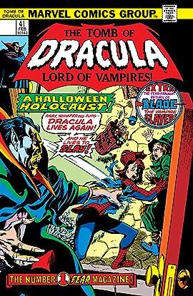 Tomb of Dracula (1972-1979) #41