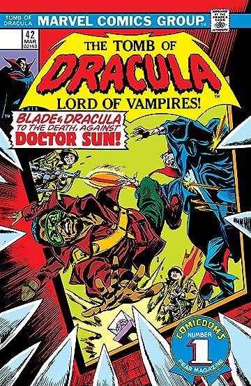 Tomb of Dracula (1972-1979) #42