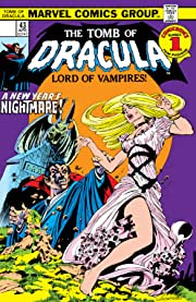 Tomb of Dracula (1972-1979) No.43