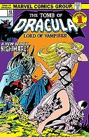 Tomb of Dracula (1972-1979) #43