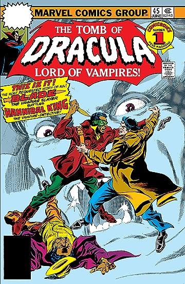 Tomb of Dracula (1972-1979) #45
