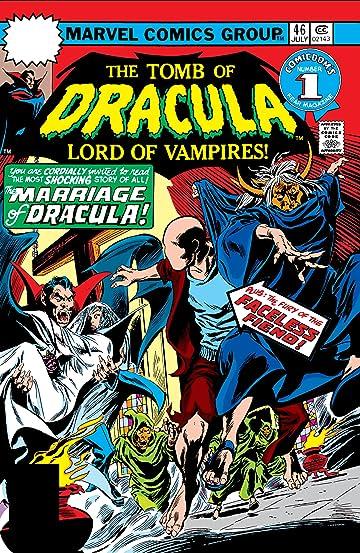 Tomb of Dracula (1972-1979) #46