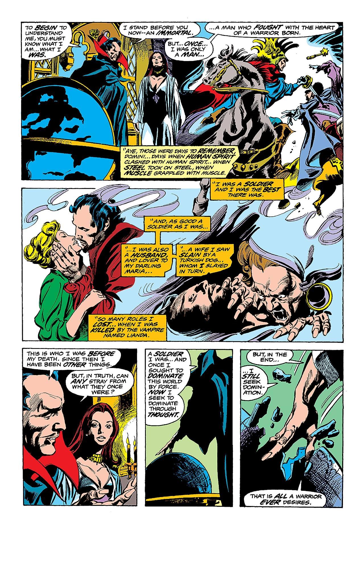Tomb of Dracula (1972-1979) #47