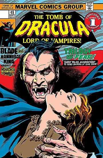 Tomb of Dracula (1972-1979) #48
