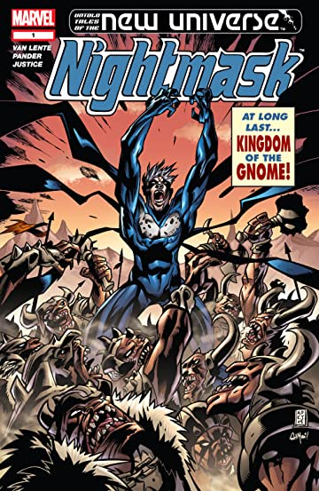 Untold Tales of the New Universe: Nightmask (2006) #1
