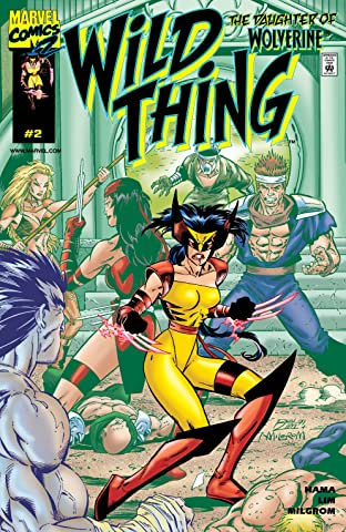 Wild Thing (1999) No.2