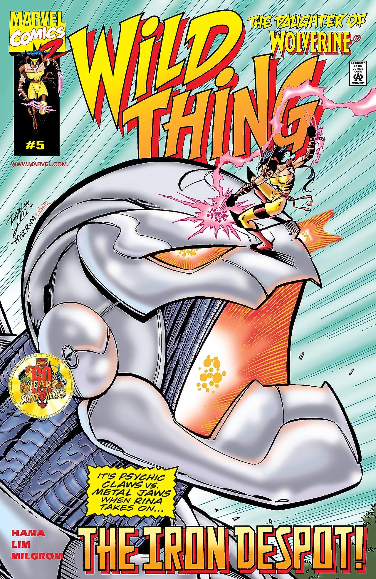 Wild Thing (1999) #5