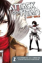 Attack on Titan: Lost Girls Vol. 2