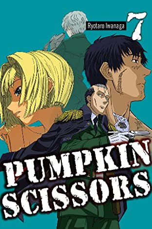 Pumpkin Scissors Vol. 7