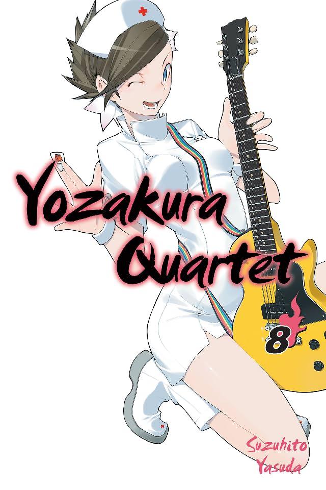 Yozakura Quartet Vol. 8