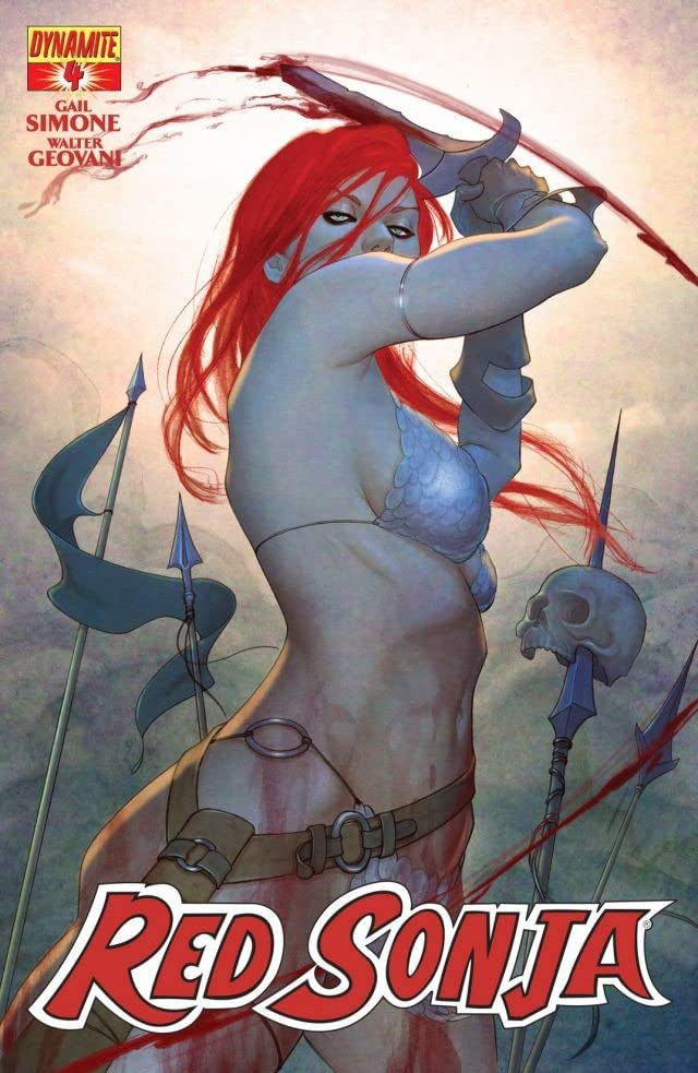 Red Sonja #4: Digital Exclusive Edition