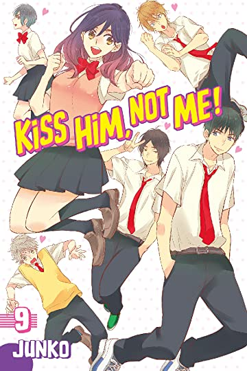 Kiss Him, Not Me Vol. 9