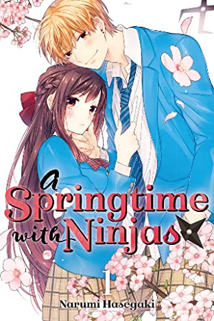 A Springtime with Ninjas Vol. 1