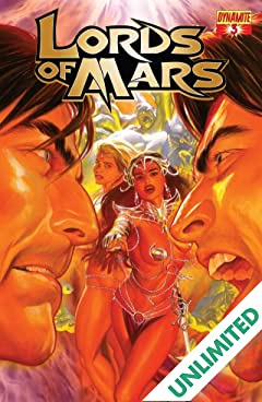 Lords of Mars #3 (of 6)