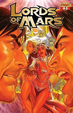 Lords of Mars No.3 (sur 6)