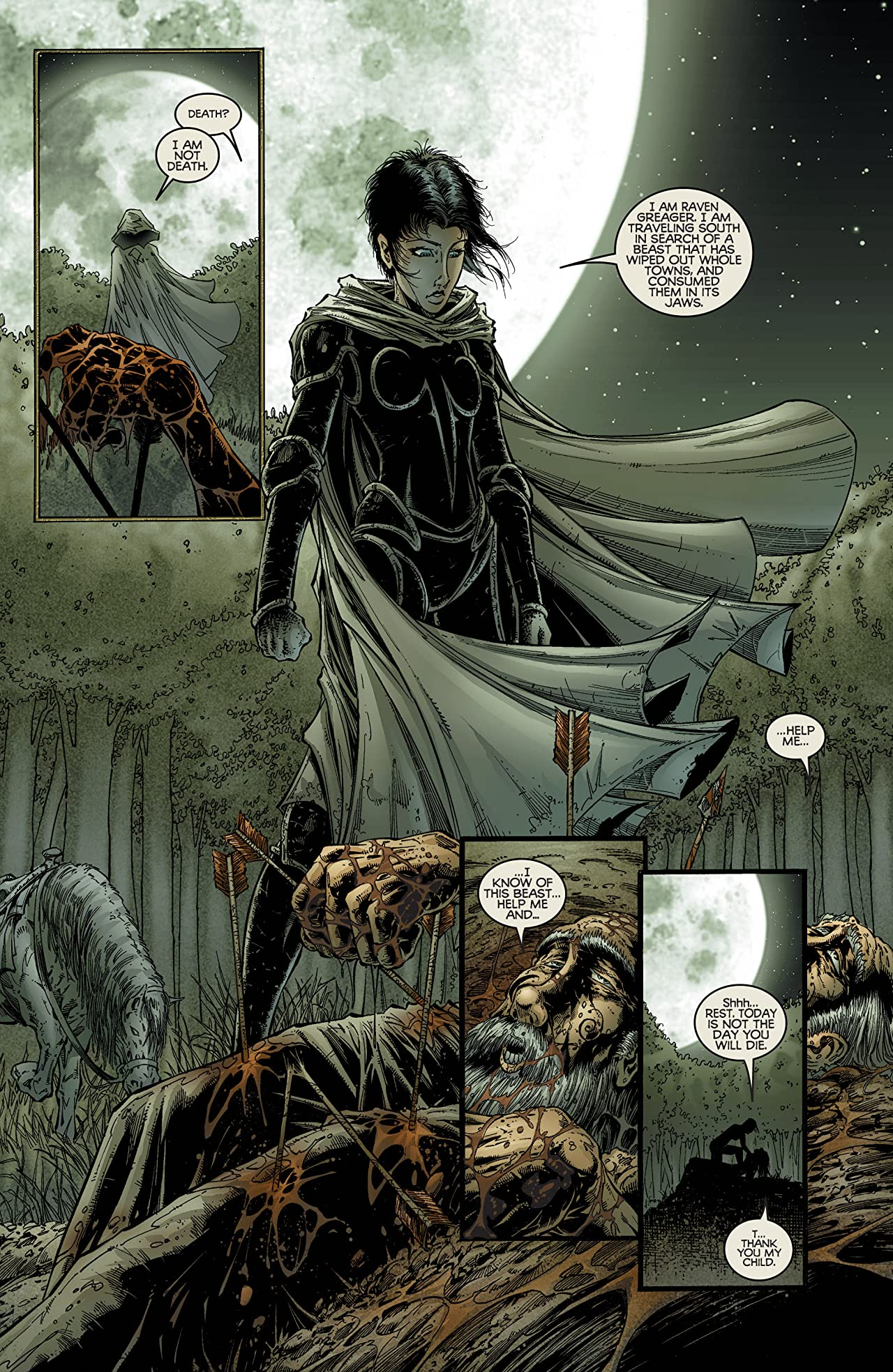 Spawn: The Dark Ages #24