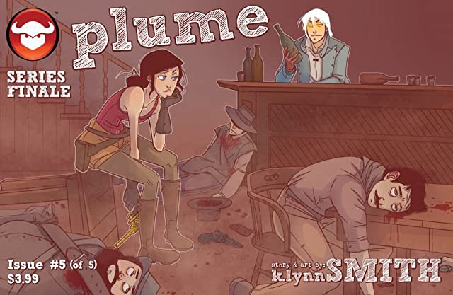 Plume #5 (of 5)
