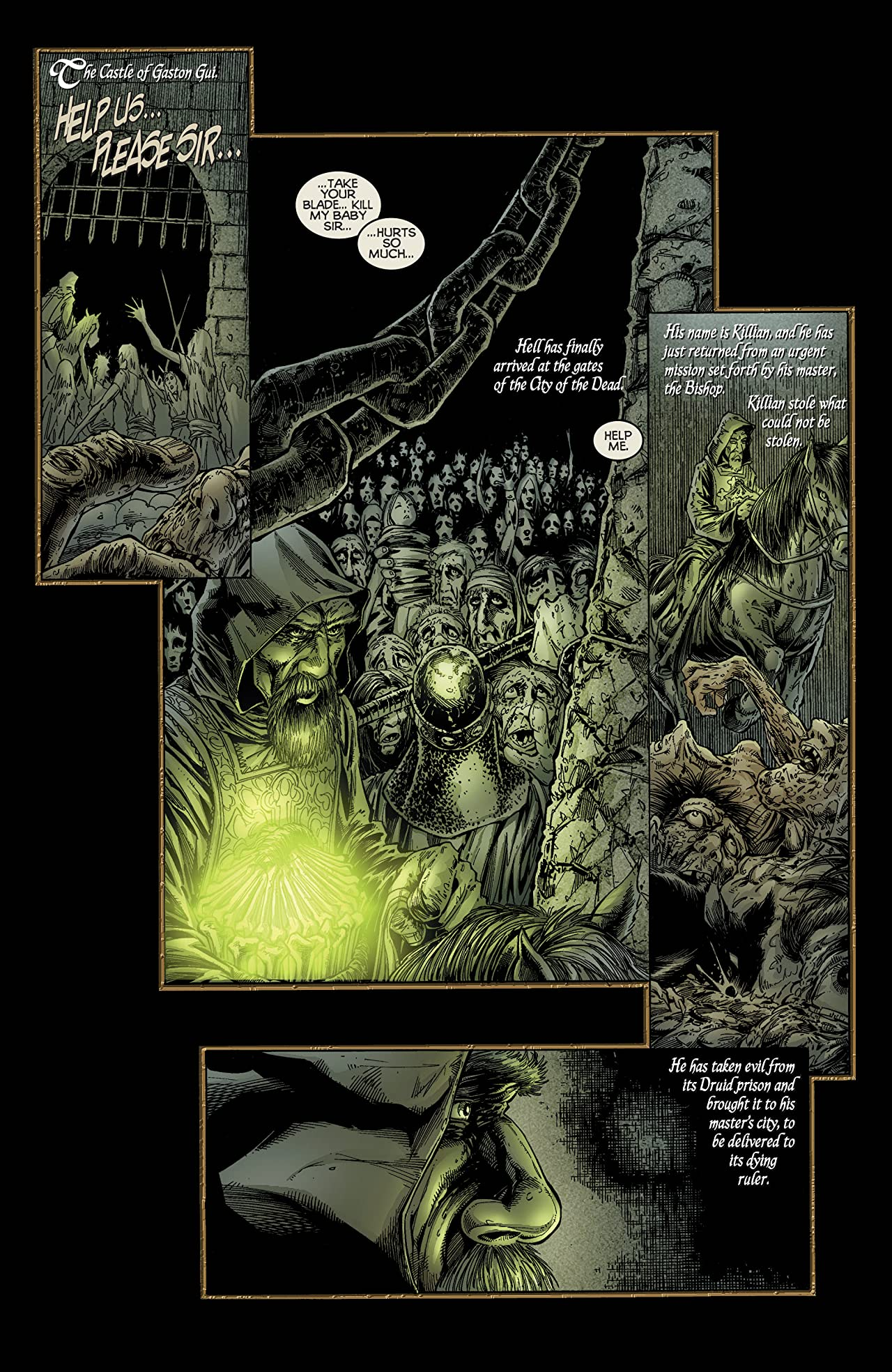 Spawn: The Dark Ages #25