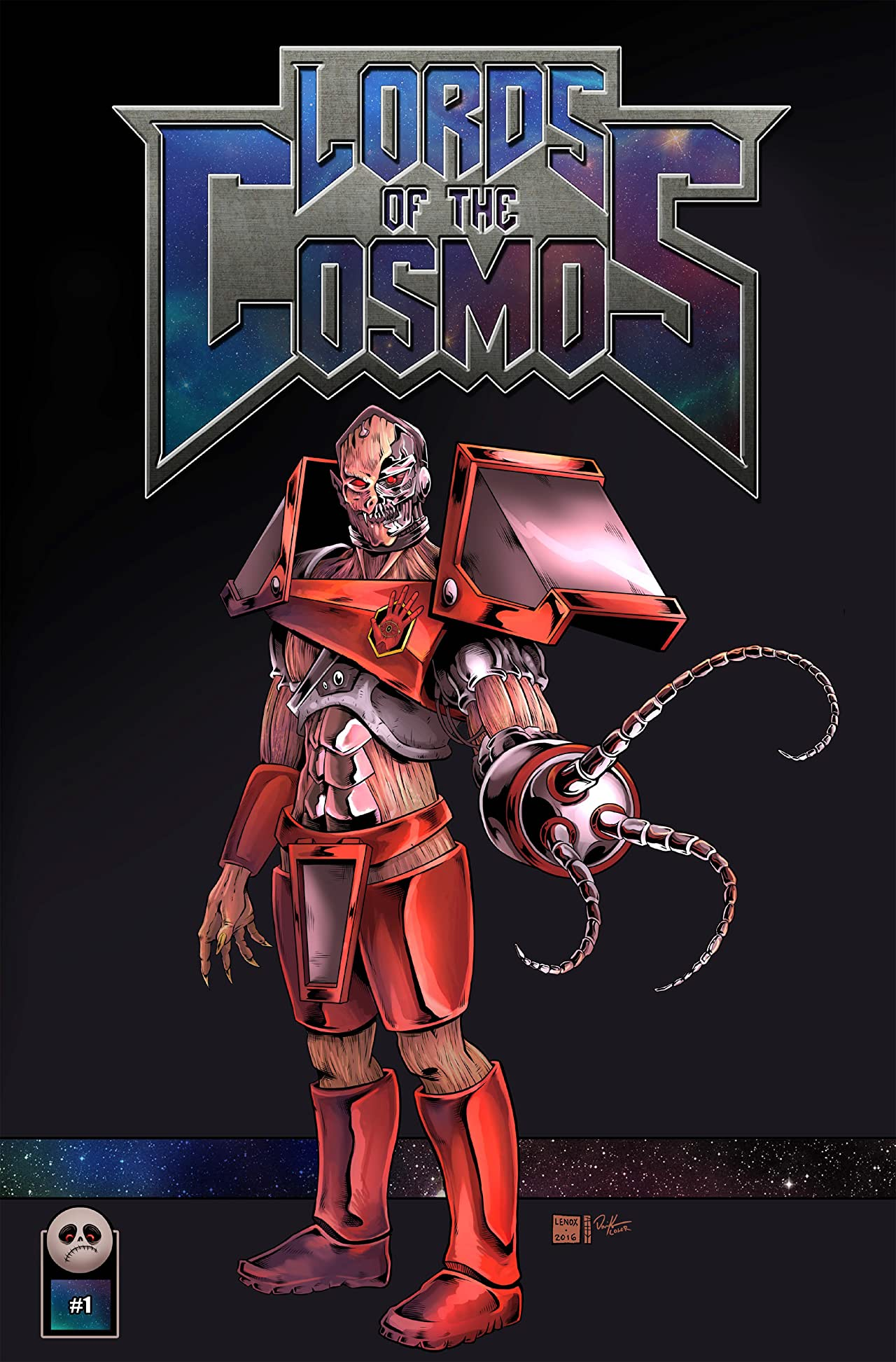 Lords Of The Cosmos #1