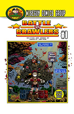 Battle Brawlers #1